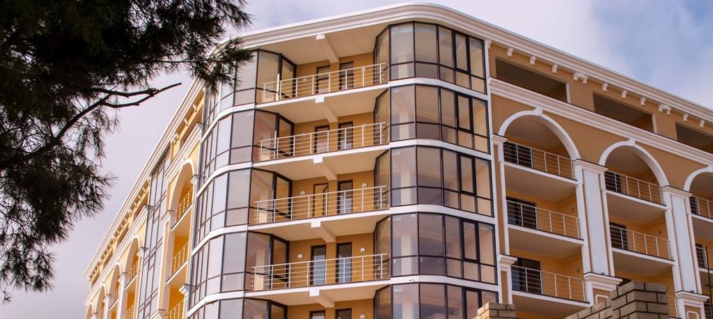 Новые апартаменты в Ливадия